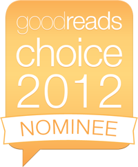 Goodreads Choice 2012 Nominee