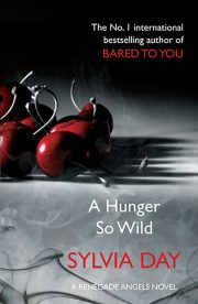 A Hunger So Wild UK Cover