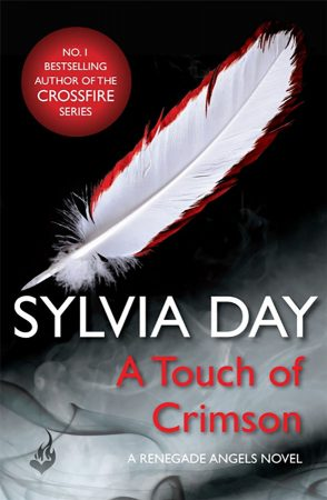 Touch of Crimson, Sylvia Day, United Kingdom
