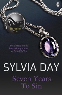 Seven Years to Sin, Sylvia Day, United Kingdom