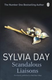 Scandalous Liaisons UK Cover