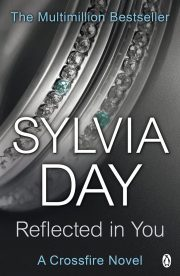 Reflected in You UK Cover