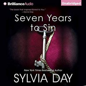 Seven Years to Sin eBook Cover