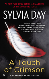 A Touch of Crimson eBook Cover