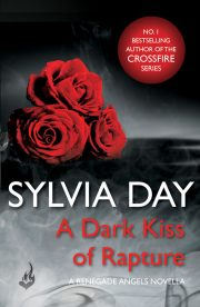 A Dark Kiss of Rapture UK Cover