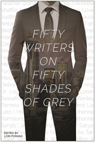 Fifty Writers on Fifty Shades of Grey eBook Cover