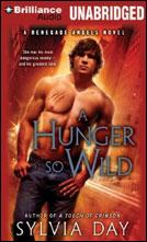 A Hunger So Wild eBook Cover