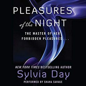 Pleasures of the Night eBook Cover