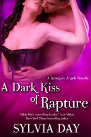 A Dark Kiss of Rapture eBook Cover