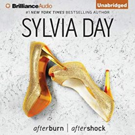 Afterburn & Aftershock eBook Cover