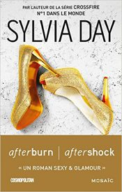 afterburn aftershock france sylvia day