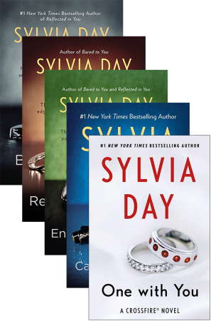 Crossfire series by sylvia day book 4