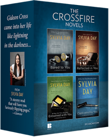 Crossfire Boxed Sets