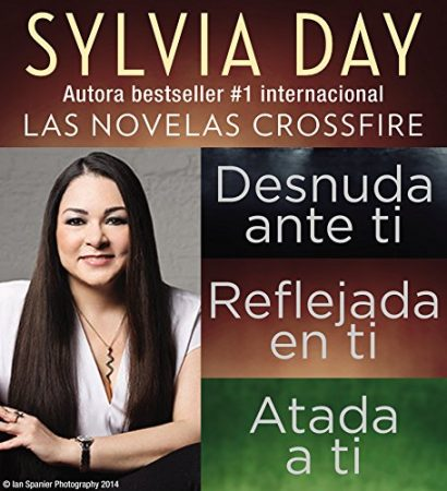 Crossfire Series Boxed Set - Spanish