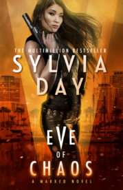 Eve of Chaos UK Cover
