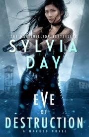 Eve of Destruction UK Cover