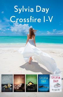 crossfire set estonia sylvia day