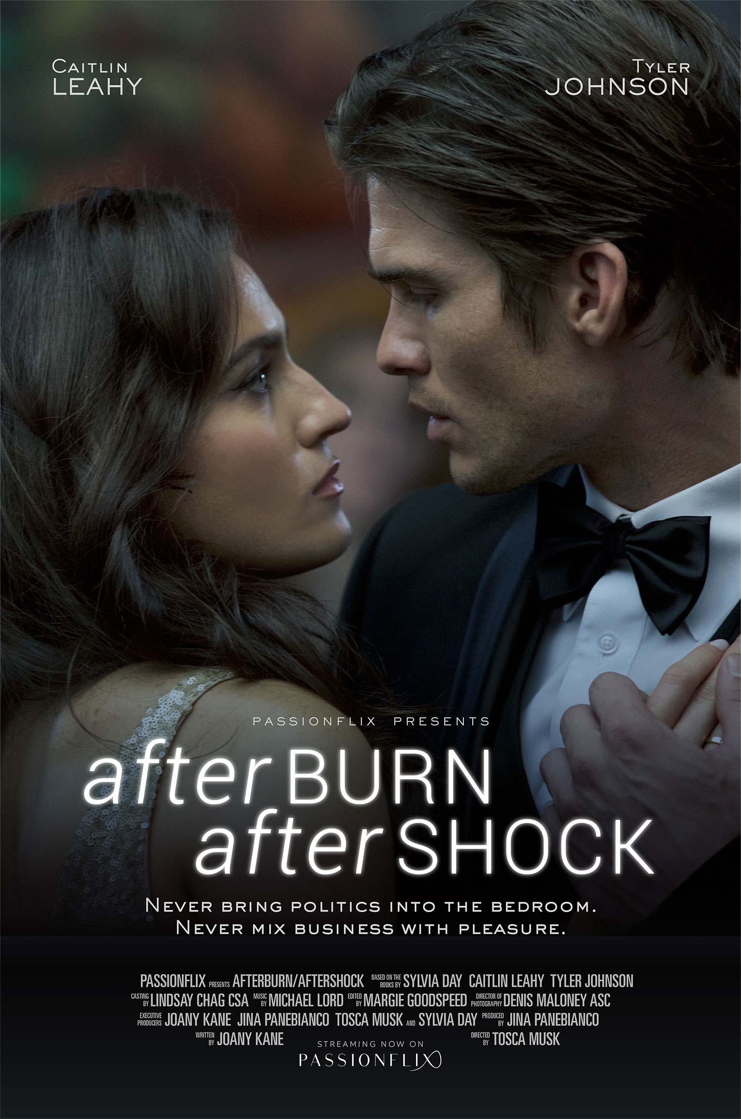 Afterburn/Aftershock Movie Poster