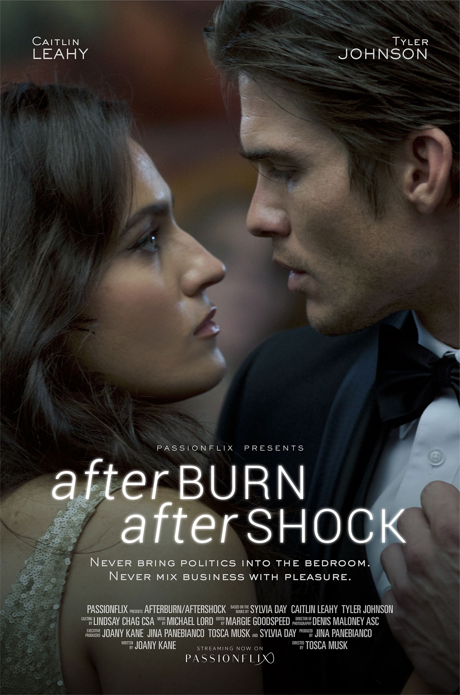 Afterburn Aftershock film