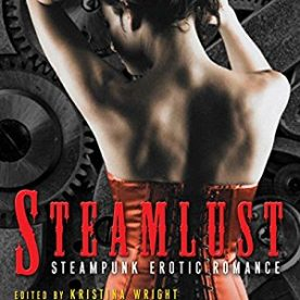 Steamlust eBook Cover