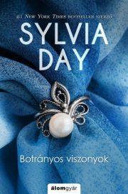 Botranyos viszonyok Scandalous Liaisons Sylvia Day