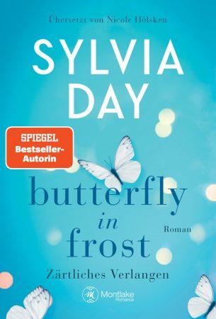 Butterfly in Frost - Germany