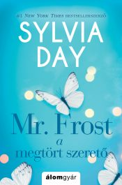 Butterfly in Frost Hungarian Cover