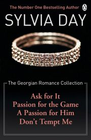 The Georgian Romance Collection, Sylvia Day, United Kingdom
