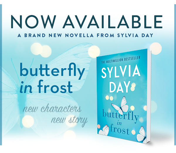 Butterfly in Frost is now available