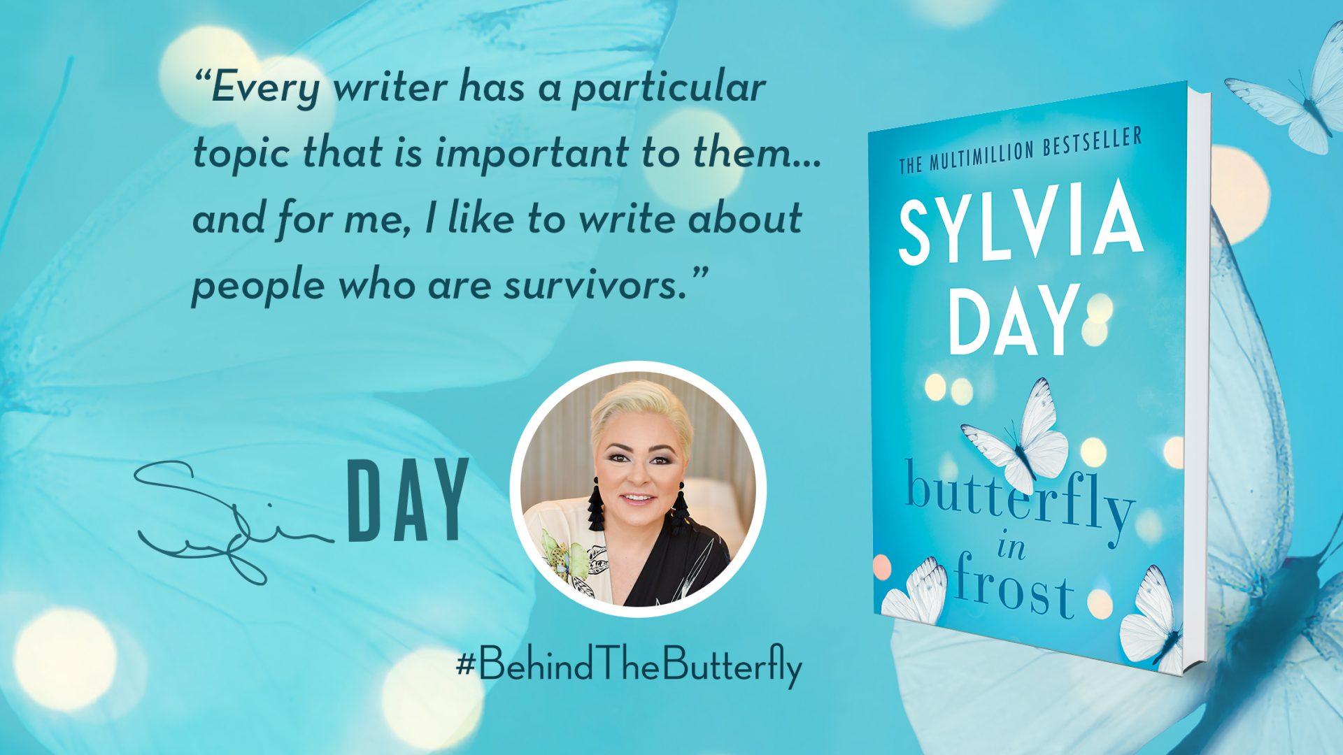 Butterfly in Frost – Bestseller
